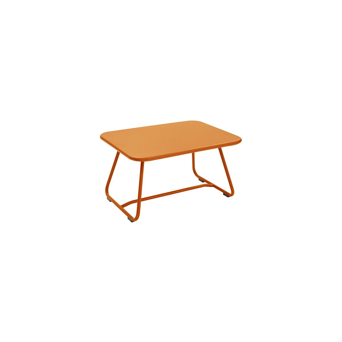 SIXTIES by Fermob Table basse Orange carotte