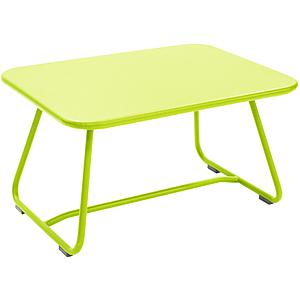 SIXTIES by Fermob Table basse Vert verveine