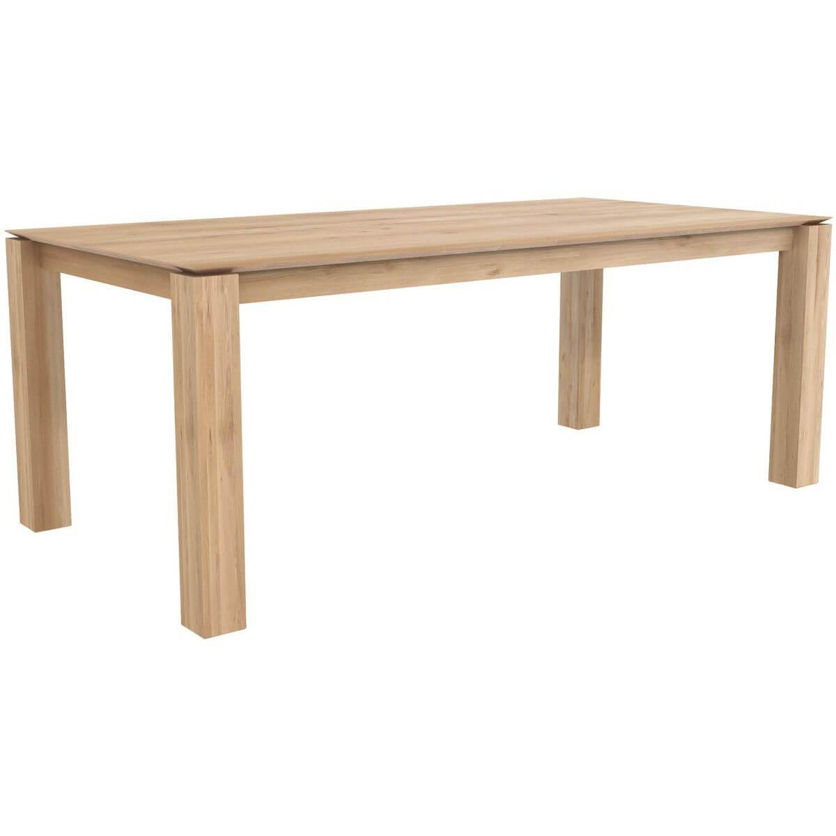 SLICE by Ethnicraft Table