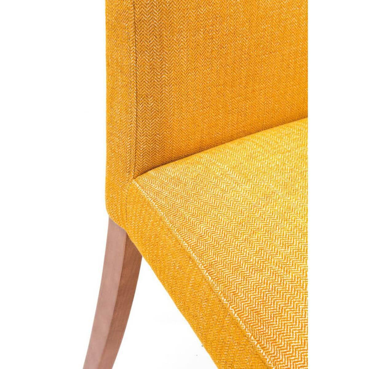 SLIM RHYTHM by Kare Chaise Econo moutarde