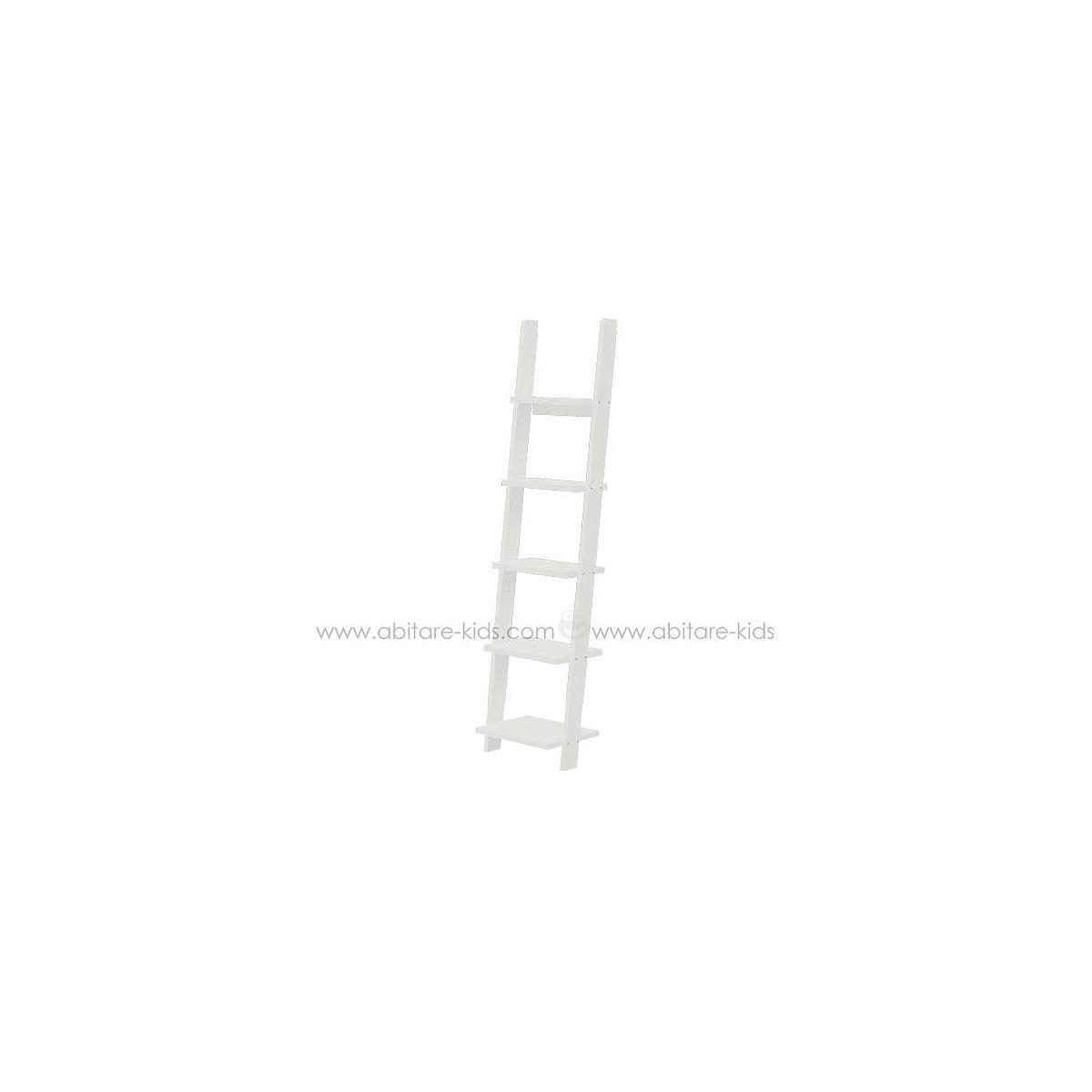 STRADA by Tenzo Bibliothèque Echelle étroite - Blanc