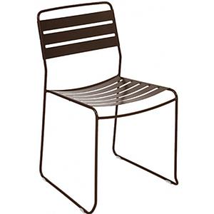 SURPRISING by Fermob Chaise Brun rouille