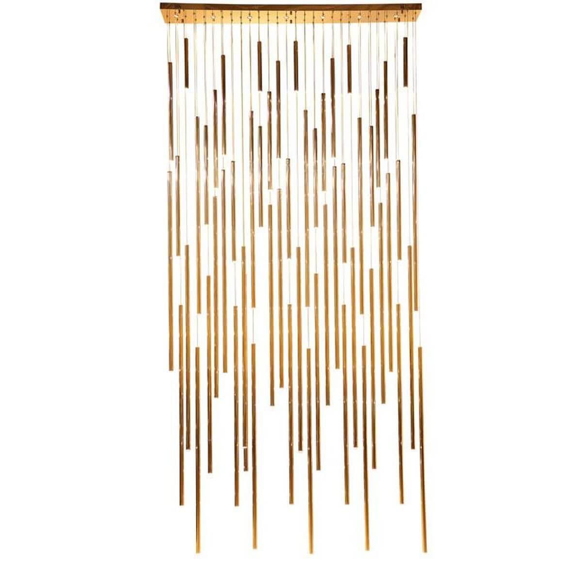 Suspension Living Vegas Kare Design Deluxe cuivre LED