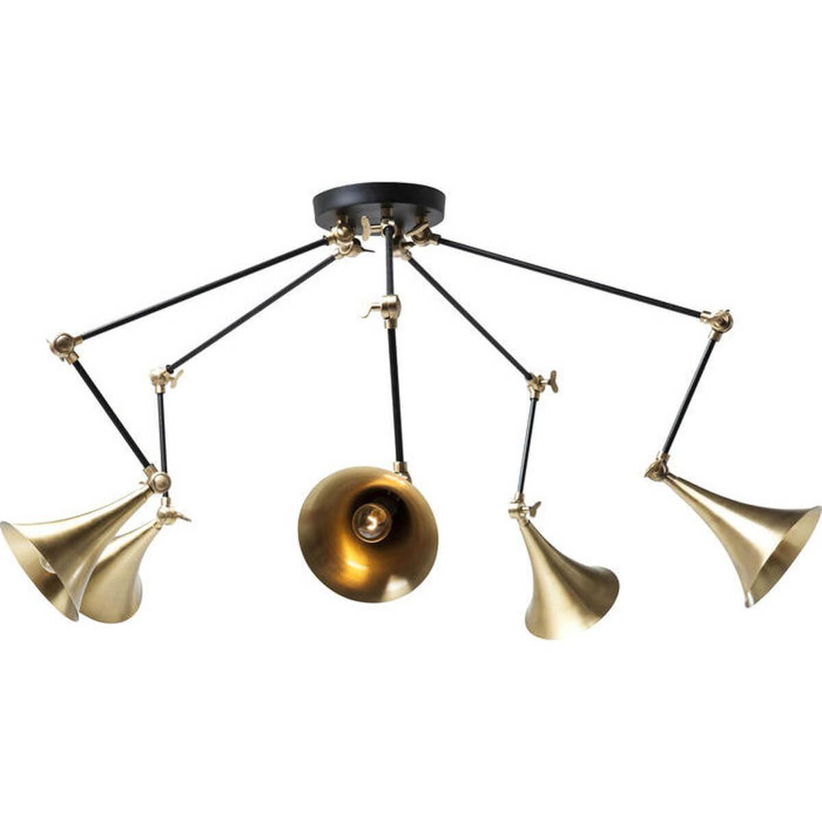 TRUMPET SPIDER suspension