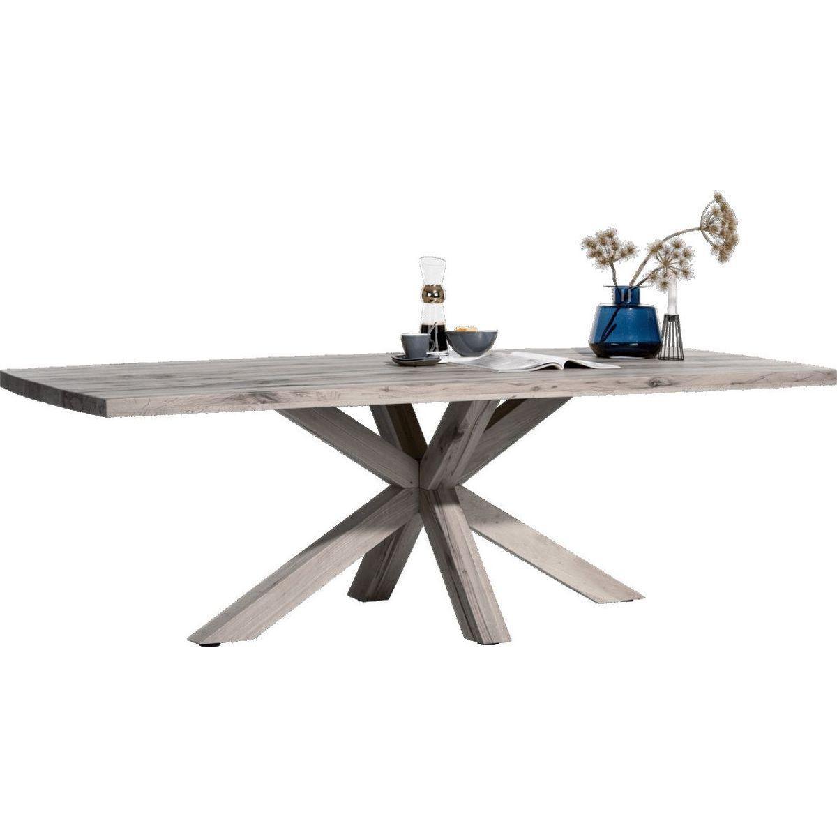 Table 105x240cm MAESTRO Henders & Hazel plomb