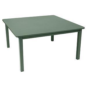 Table 143x143cm CRAFT Fermob cactus