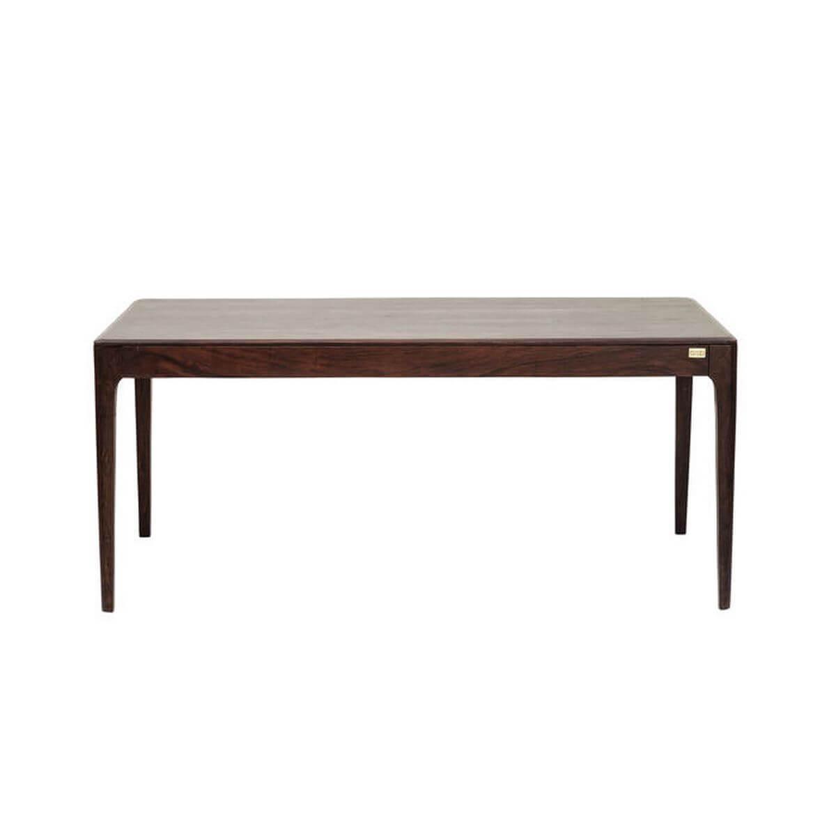 Table Brooklyn Walnut Kare Design 160x80cm