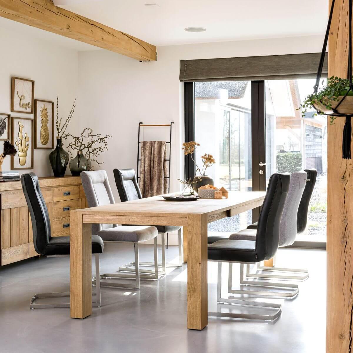 Table 160x90cm SANTORINI Henders & Hazel castle-white