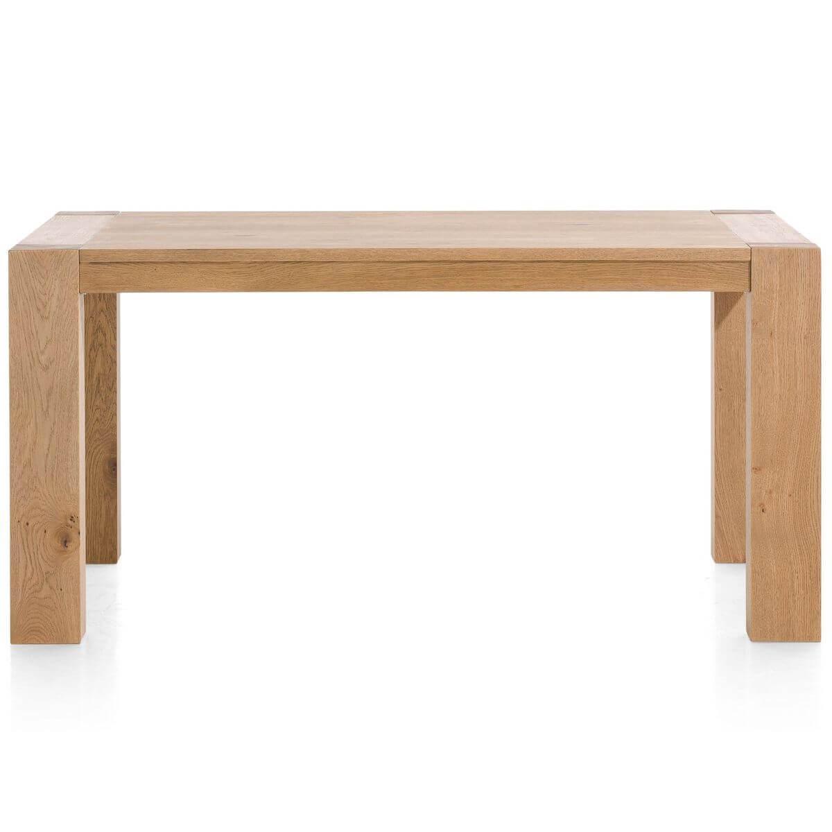 Table 160x90cm SANTORINI HetH castle-white