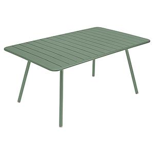 Table 165x100cm LUXEMBOURG Fermob cactus