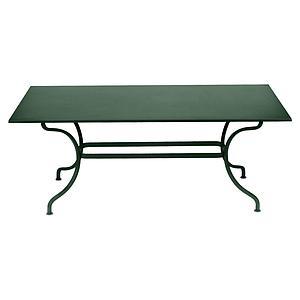 Table 180x100cm ROMANE Fermob cèdre