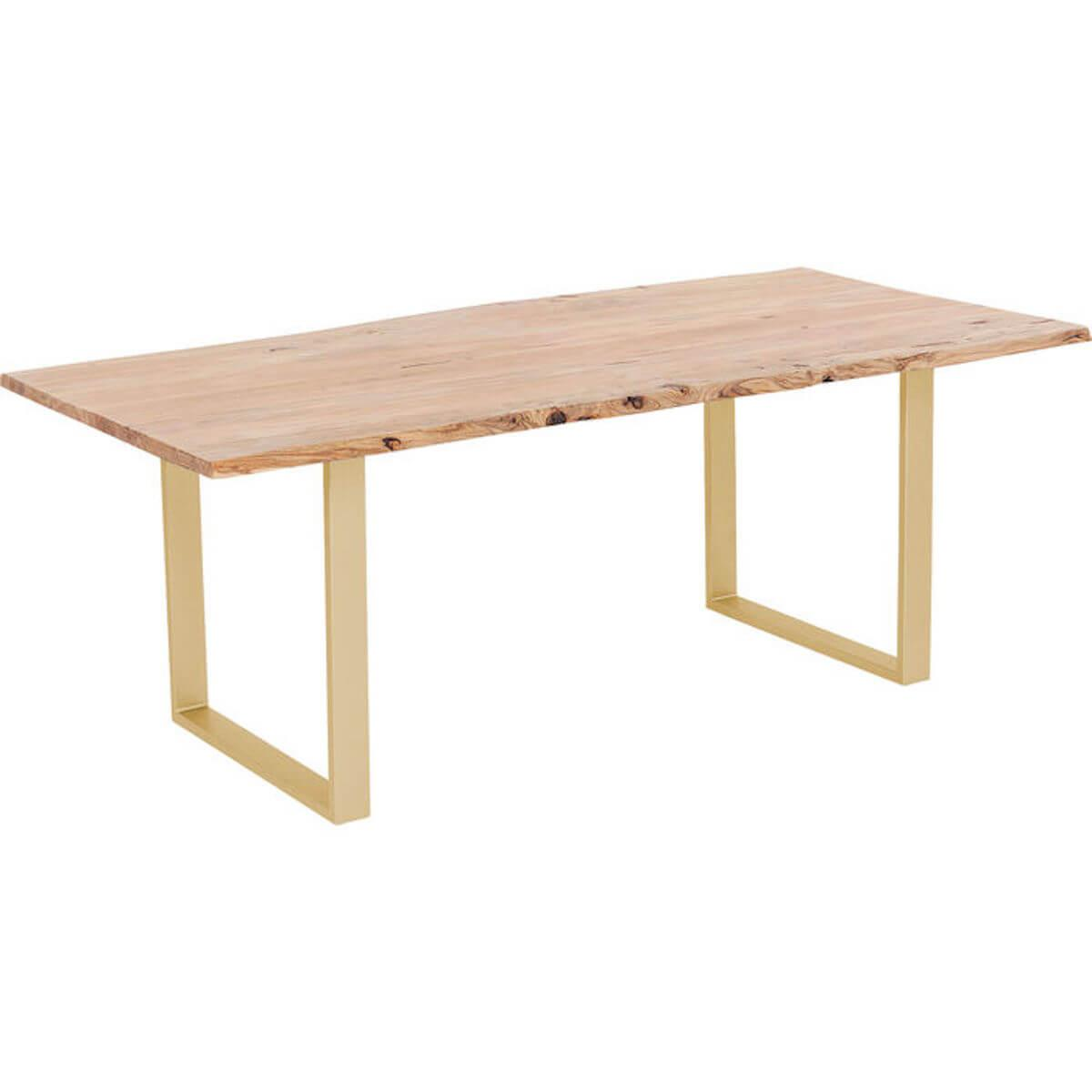 Table 180x90cm HARMONY Kare Design laiton