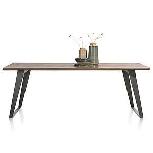 Table 190x100cm BOX Henders & Hazel Walnut