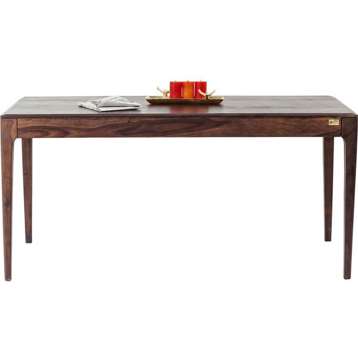 Table Brooklyn Walnut Kare Design 200x100cm