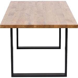 Table 200x100cm JACKIE Kare Design chêne-noir
