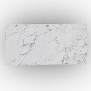 Table 200x100cm JUNGLE Calligaris céramique marbre blanc