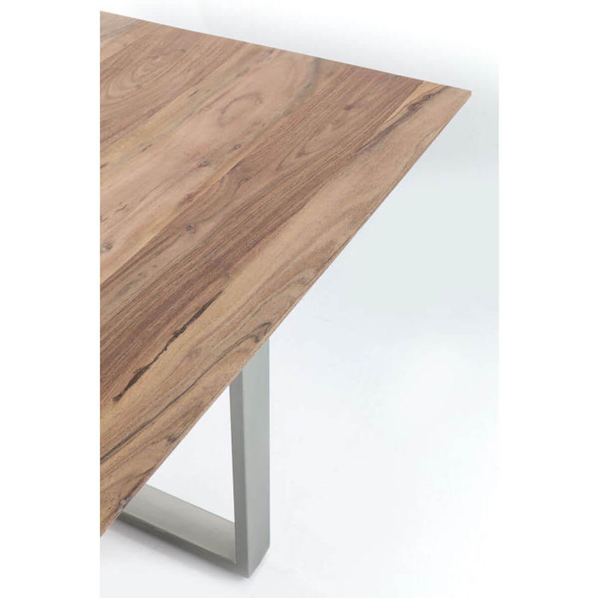 Table 200x100cm SYMPHONY Kare Design acacia-noir