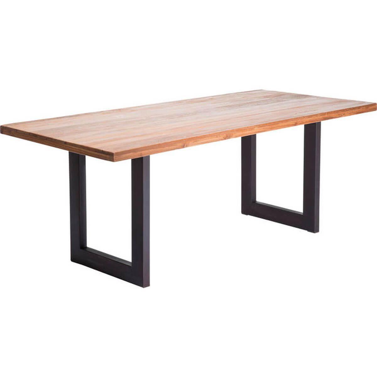 Table 200x90cm FACTORY Kare Design