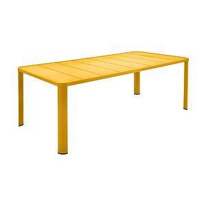 Table 205x100cm OLERON Fermob miel