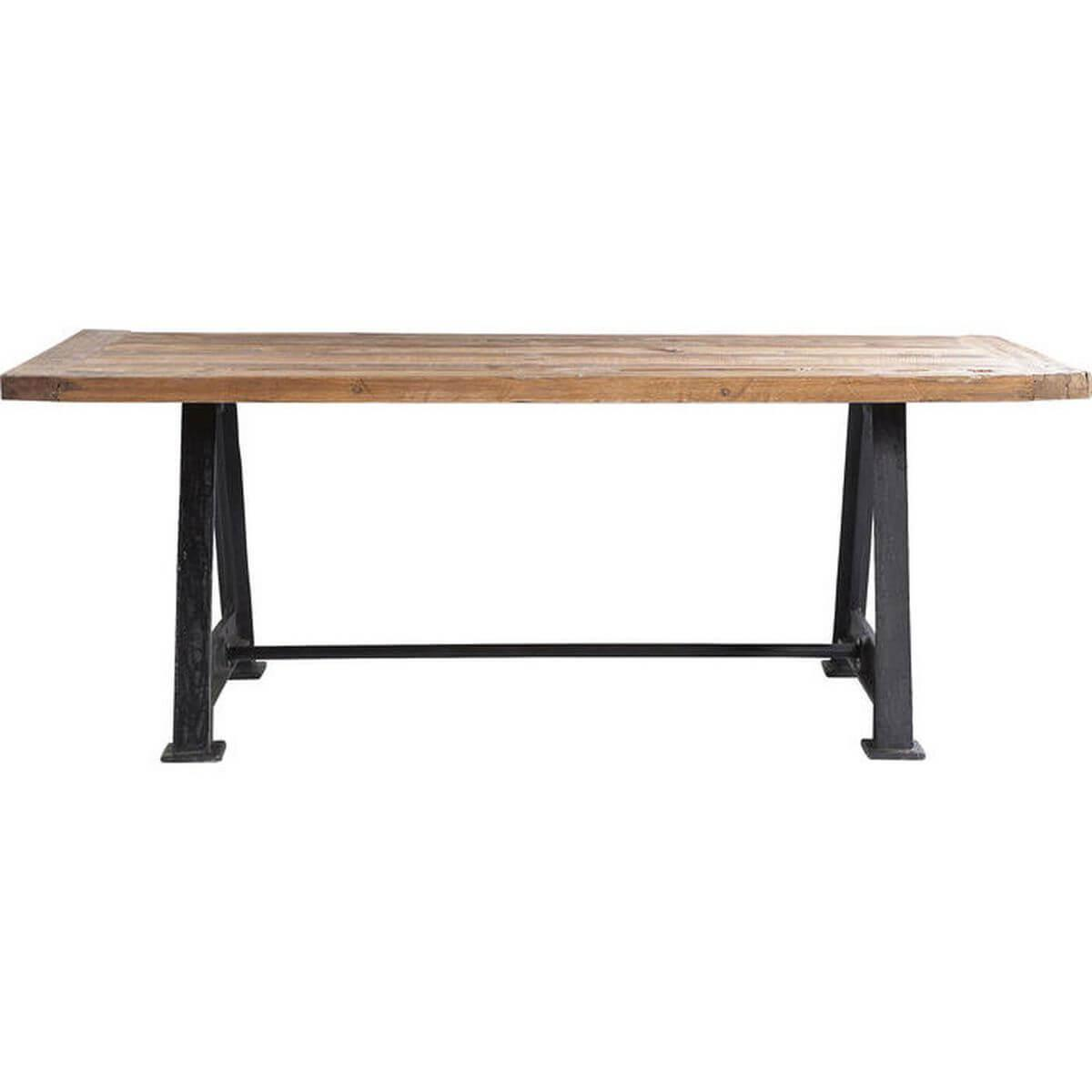 Table 210x100cm RAILWAY Kare Design