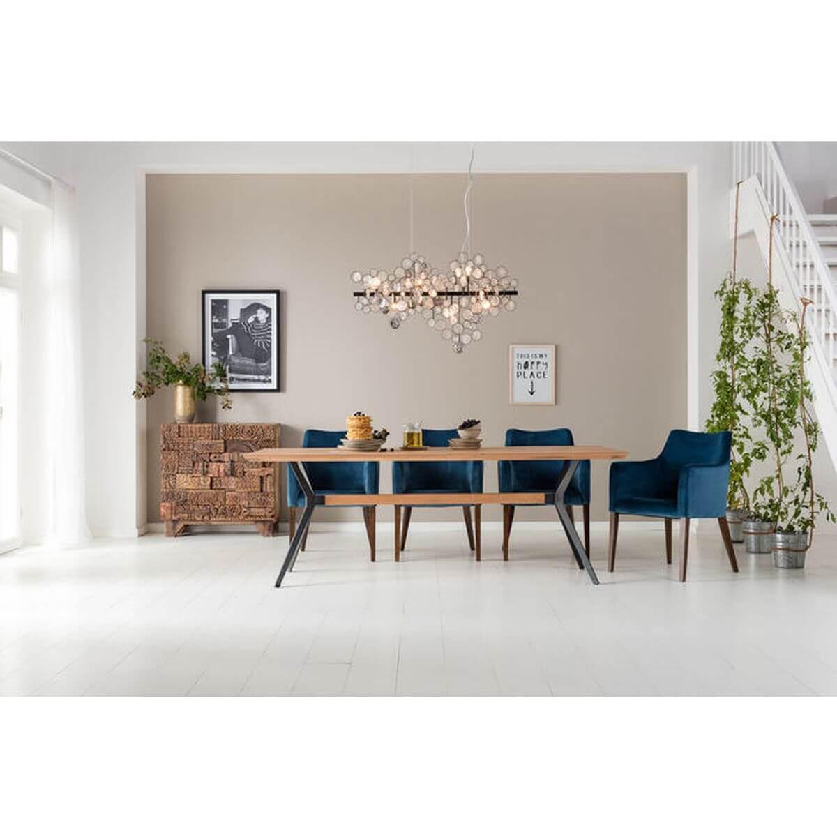 Table 220x100cm DOWNTOWN Kare Design