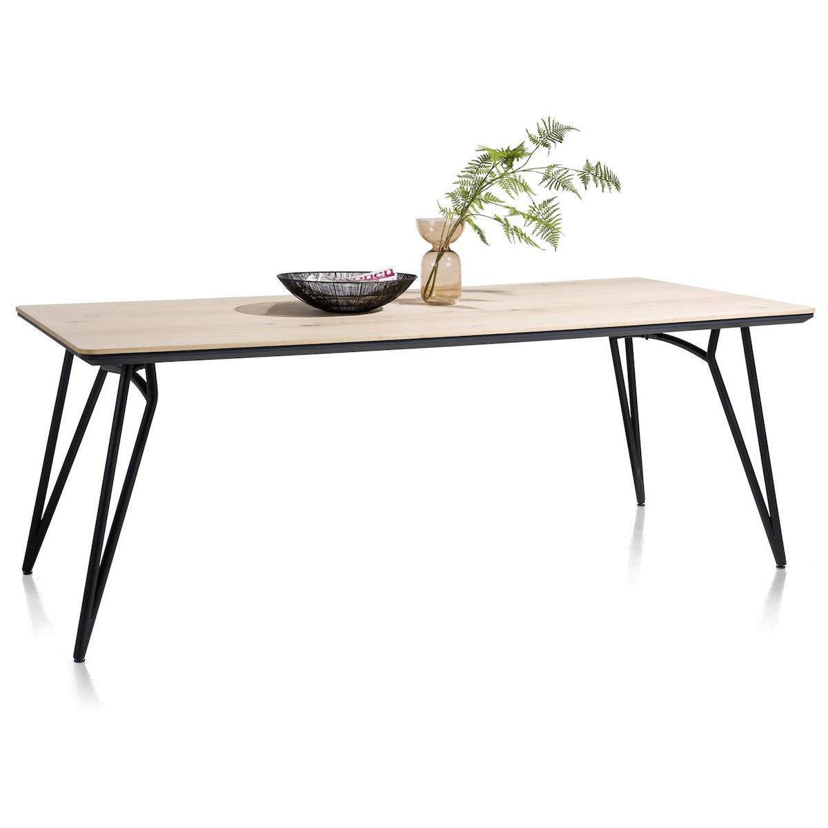 Table 240x100cm VIK Xooon natural