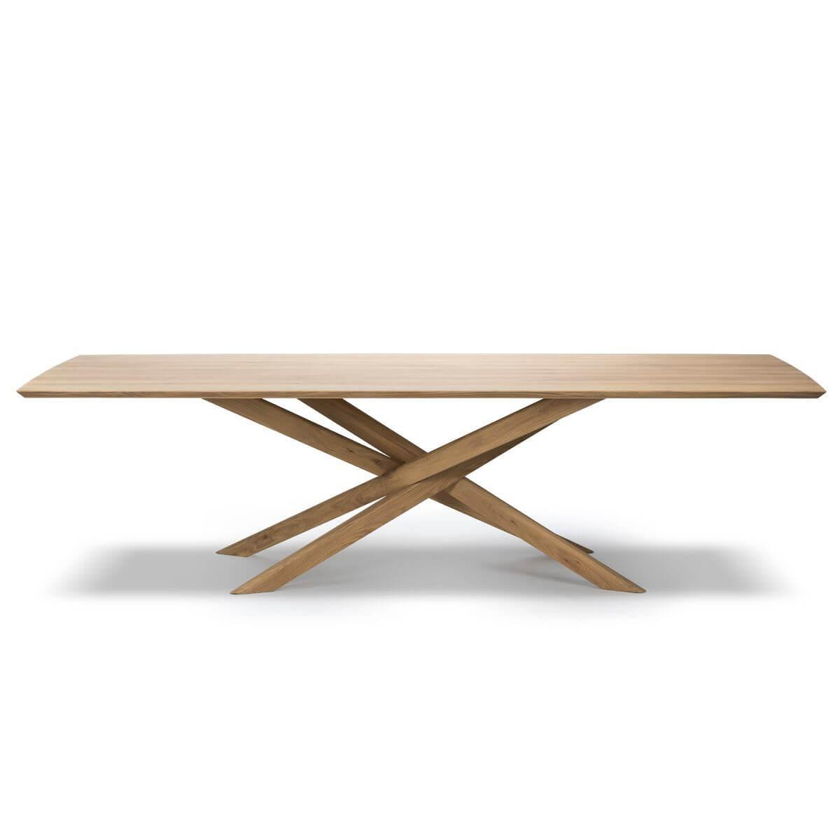 Table 280cm MIKADO Ethnicraft chêne