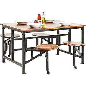 Table-4 tabourets SPACE Kare Design