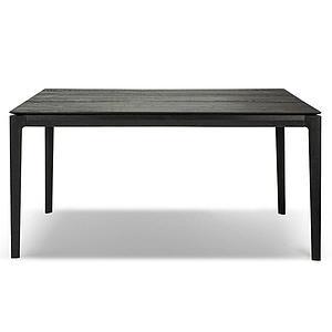 Table 80x140cm BOK Ethnicraft chêne noir