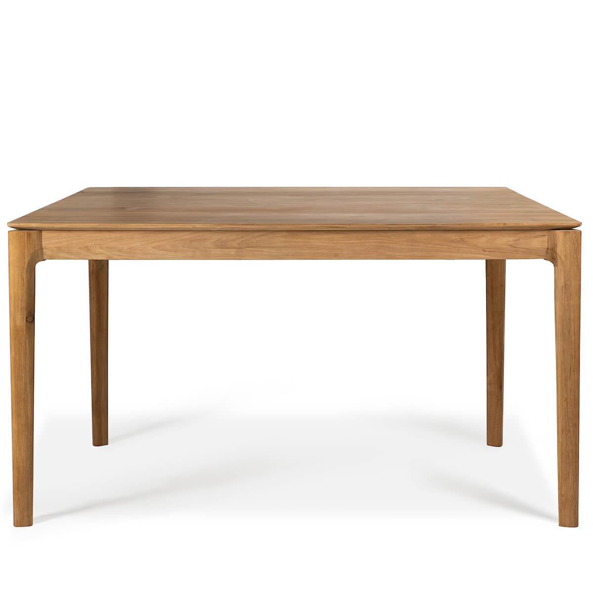 Table 80x140cm BOX Ethnicraft teck