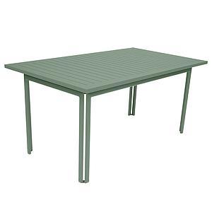 Table 80x160cm COSTA Fermob Cactus