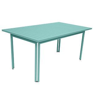 Table 80x160cm COSTA Fermob Lagune