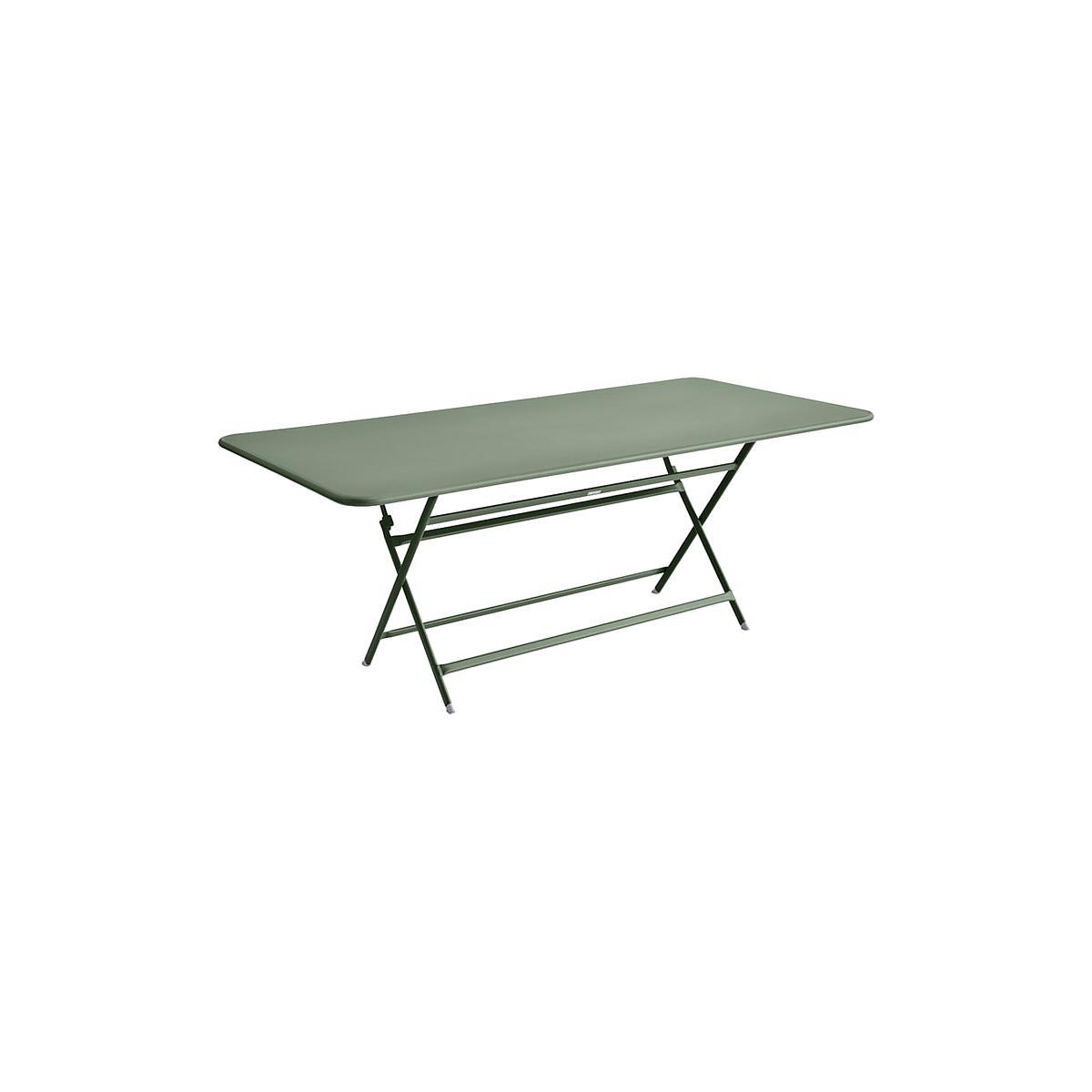 Table 90x190cm pliante CARACTERE Fermob Cactus