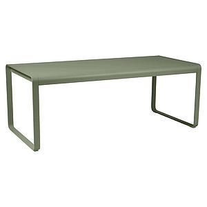 Table 90x196cm BELLEVIE PREMIUM Fermob  vert cactus