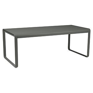 Table 90x196cm BELLEVIE PREMIUM Fermob vert romarin