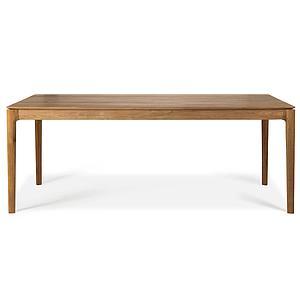 Table 95x200cm BOX Ethnicraft teck
