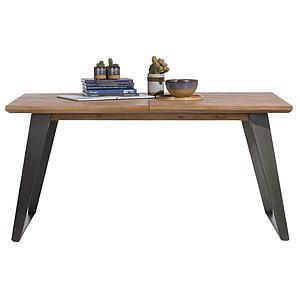 Table à rallonge 100x190/250cm BOX Henders & Hazel Walnut
