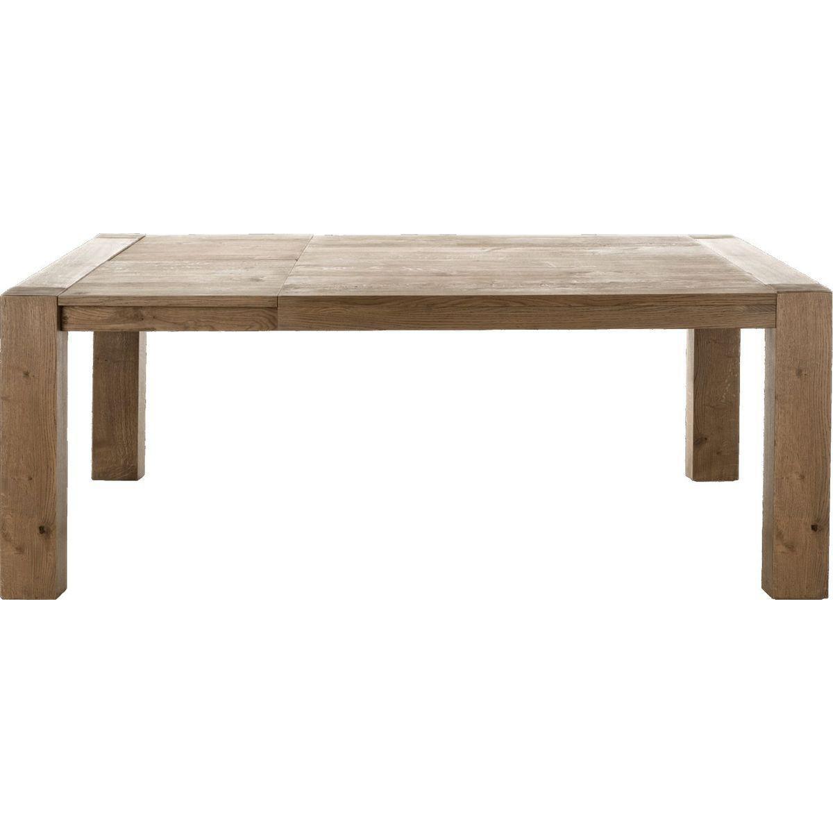Table à rallonge 160-205cm SANTORINI Henders & Hazel castle sand