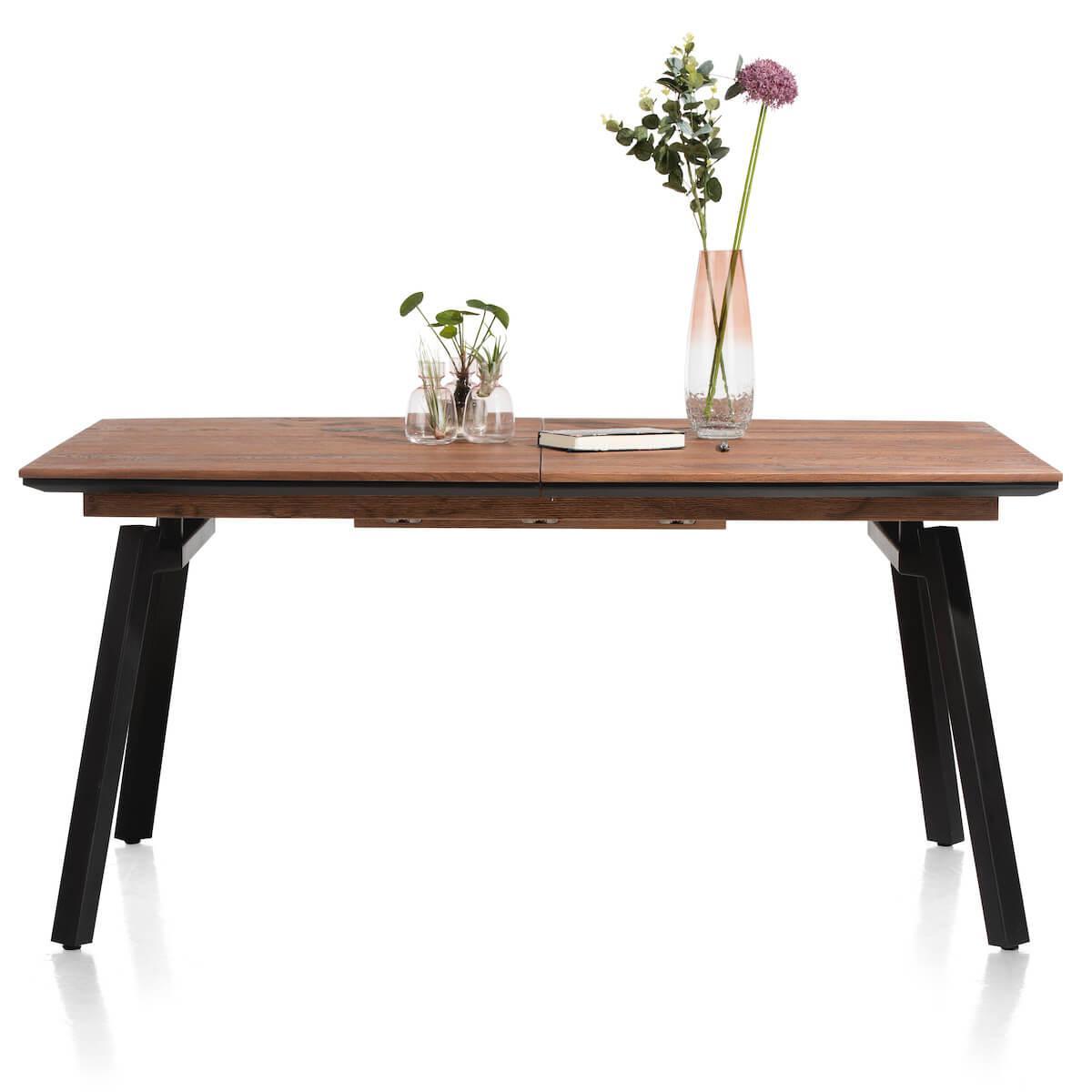 Table à rallonge 160x100cm HALMSTAD Xooon