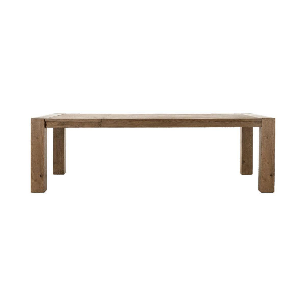 Table à rallonge 190-250cm SANTORINI Henders & Hazel castle sand
