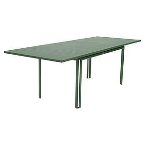 Table à rallonge 90x160/240cm COSTA Fermob cactus