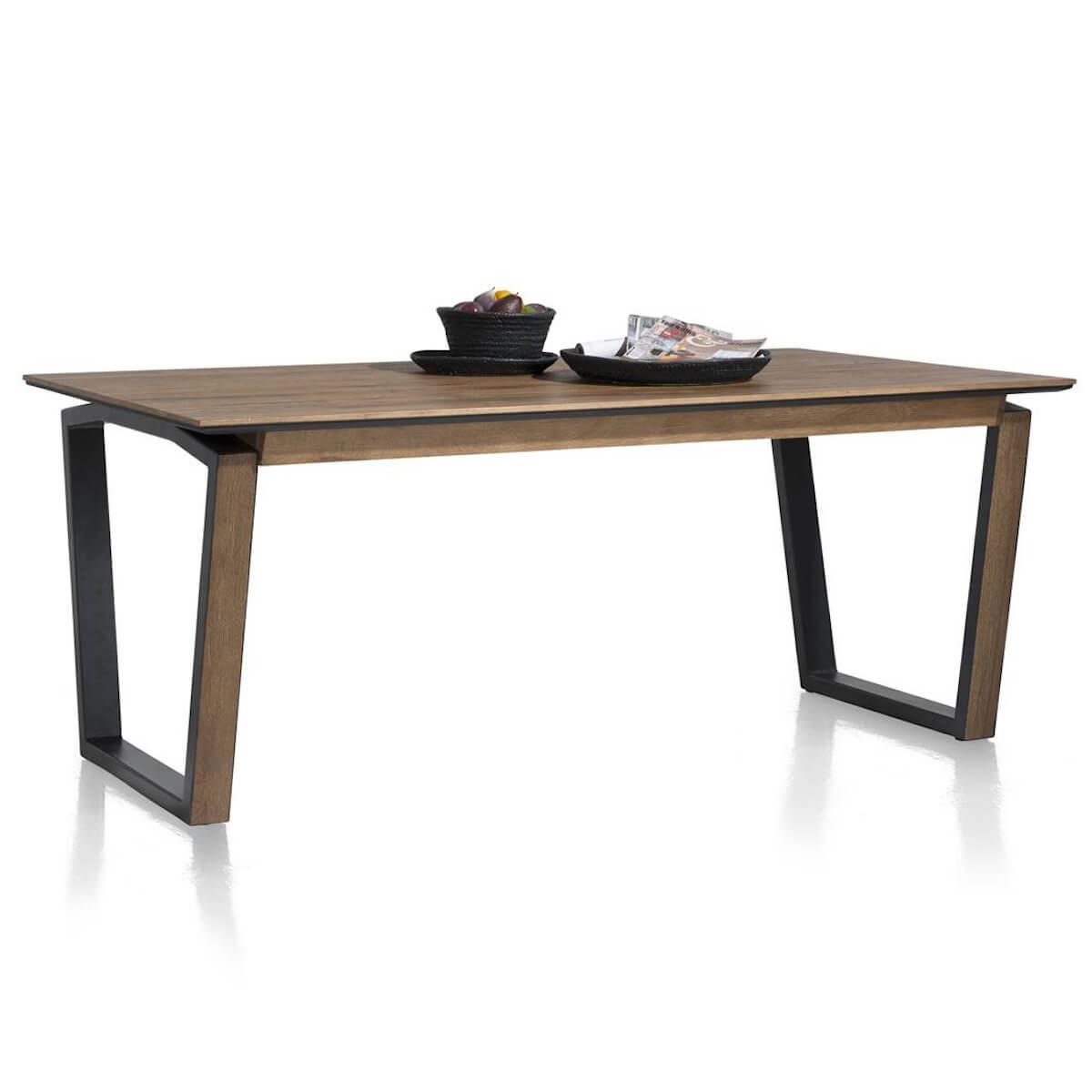 Table à rallonges 100x190/270cm LIVADA Henders & Hazel