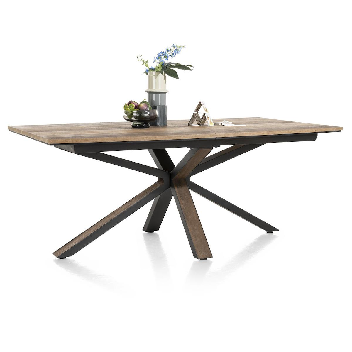 Table à rallonges 190x110(+60)cm CUBO Henders & Hazel