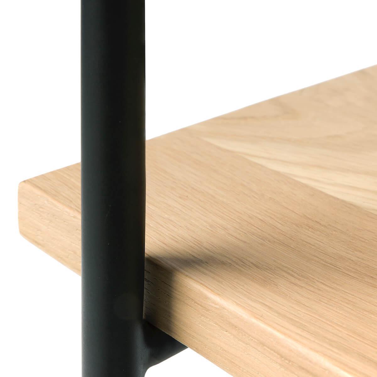 Table basse 100x100cm RISE Ethnicraft chêne