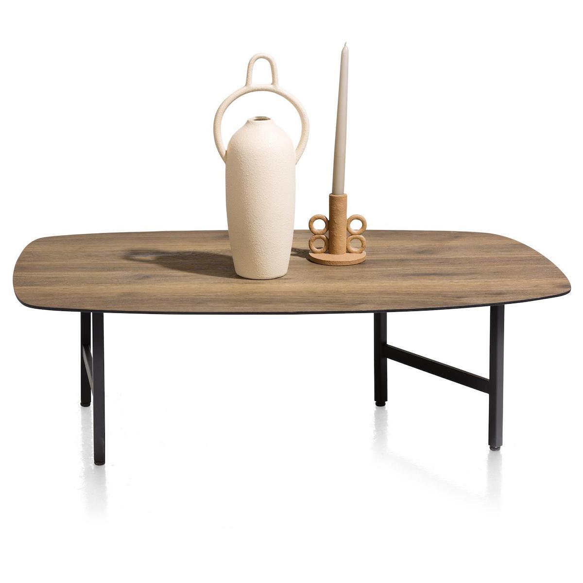 Table basse 100x55x32cm FRESNO Xooon