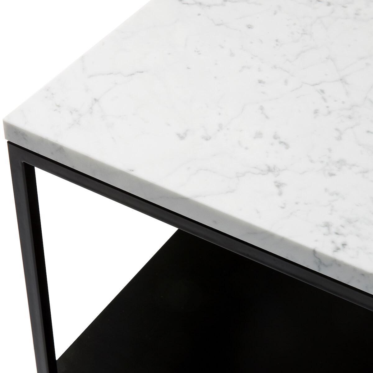 Table basse 110x110cm STONE Ethnicraft