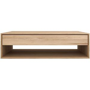 Table basse 120cm NORDIC Ethnicraft chêne