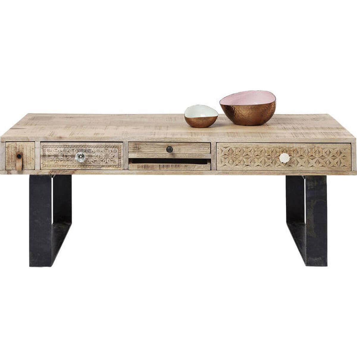 Table basse Puro Kare Design 120x60cm
