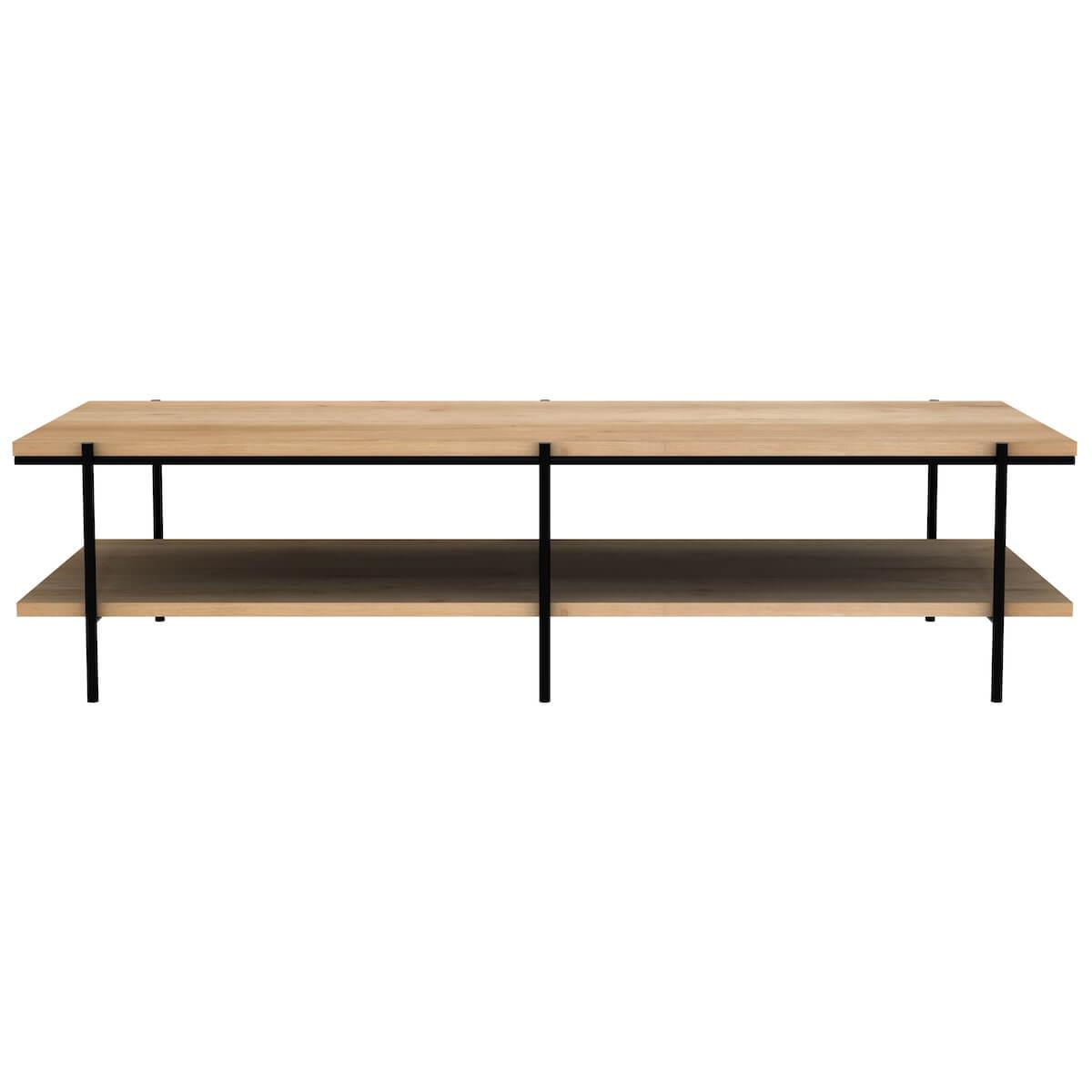 Table basse 60x150cm RISE Ethnicraft chêne
