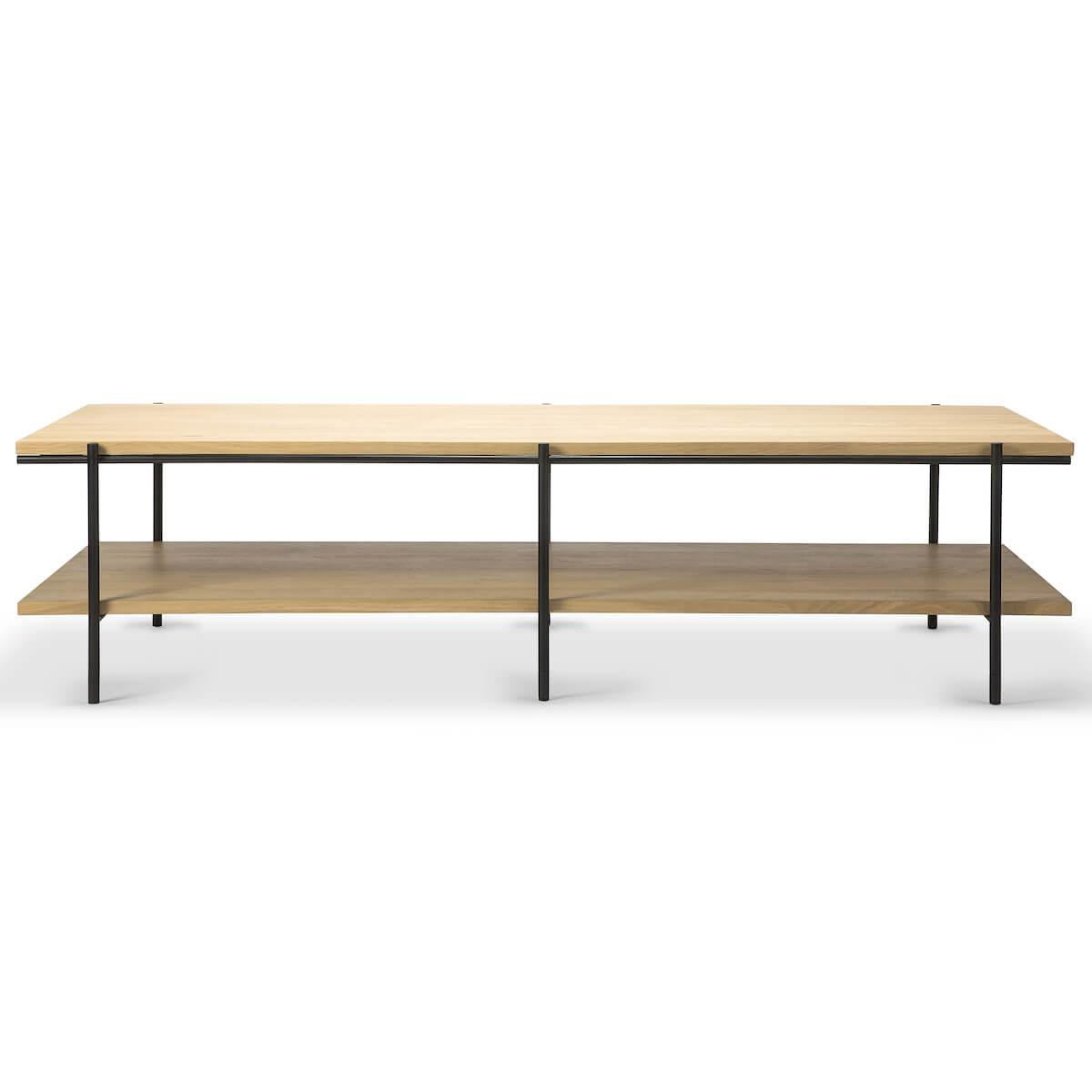 Table basse 70x120cm RISE Ethnicraft chêne